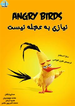 دانلود کتاب صوتی پرندگان خشمگین: نیازی به عجله نیست