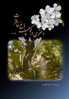 کتاب دختری در کوچه باغ خاطرات - جلد دوم