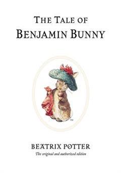 کتاب The Tale of Benjamin Bunny (داستان بانی بنجامین)
