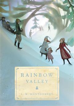 دانلود کتاب Rainbow Valley (درهی رنگین کمان)