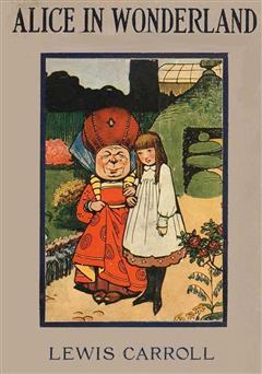 کتاب Alice's Adventures in Wonderland (آلیس در سرزمین عجایب)