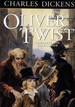 کتاب Oliver Twist (الیور توئیست)