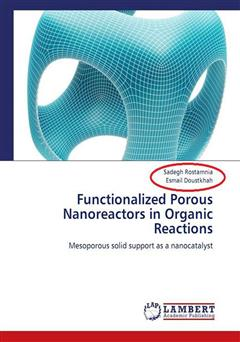 کتاب Functionalized Porous Nanoreactors in Organic Reactions