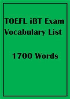 کتاب 1700 واژه ی ضروری تافل