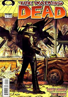 کتاب کمیک مردگان متحرک قسمت ۱