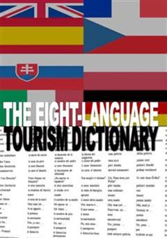 کتاب The 8 Language Tourism Dictionary
