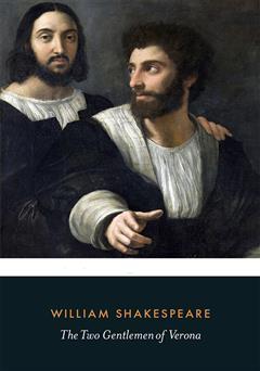 کتاب The Two Gentlemen Of Verona (نمایشنامه دو نجیب زاده ورونایی)