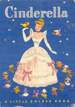 کتاب Cinderella (سیندرلا)