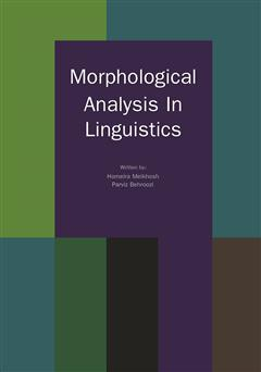 دانلود کتاب Morphological Analysis In Linguistics