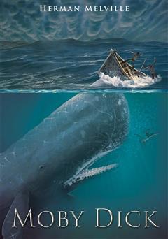 کتاب Moby Dick (نهنگ سفید)