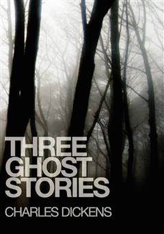 کتاب Three Ghost Stories (داستان 3 شبح)