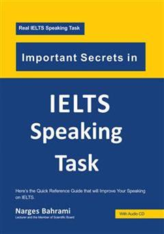 کتاب Important Secrets in IELTS Speaking Task
