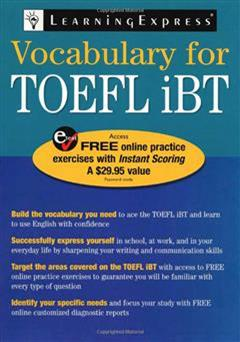دانلود کتاب واژگان لغت برای تافل اینترنتی (Vocabulary for TOEFL iBT)