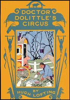 کتاب Doctor Dolittle's Circus (سیرک دکتر دو لیتل)