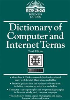کتاب دیکشنری اصطلاحات کامپیوتر و اینترنت (Dictionary of Computer and Internet Terms)