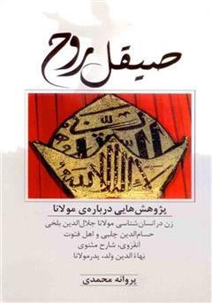 کتاب صیقل روح: پژوهش هایی درباره مولانا