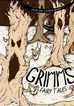 کتاب Grimms Fairy Tales (مجموعه داستان های کوتاه از برادران گریم)