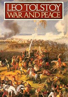 کتاب War and Peace (جنگ و صلح)