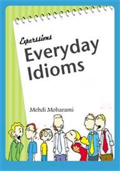 دانلود کتاب آموزش اصطلاحات و عبارات روزمره زبان انگلیسی