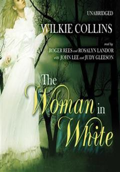 کتاب The Woman in White (زن سفید پوش)