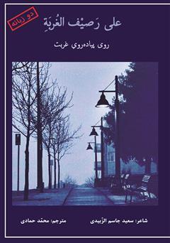 دانلود کتاب علی رصیف الغربة (روی پیاده روی غربت)