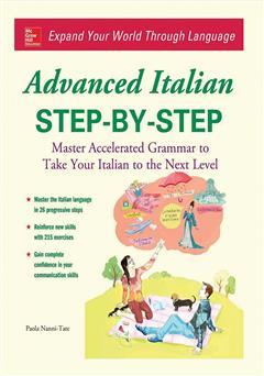 دانلود کتاب Advanced Italian Step-by-Step (آموزش قدم به قدم ایتالیایی دوره پیشرفته)
