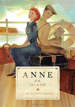 دانلود کتاب  Anne of the Island (آنی شرلی در جزیره)