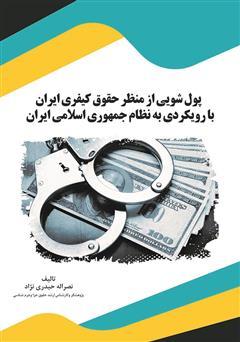 دانلود کتاب پولشویی از منظر حقوق کیفری ایران با رویکردی به نظام جمهوری اسلامی ایران
