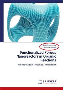 دانلود کتاب Functionalized Porous Nanoreactors in Organic Reactions