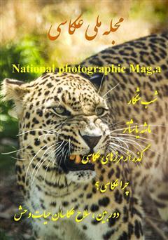 دانلود مجله ملی عکاسی - شماره دوم - اردیبهشت 1398