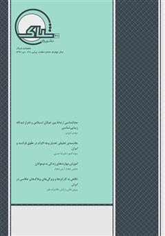 دانلود نشریه علمی تخصصی شباک - شماره 38