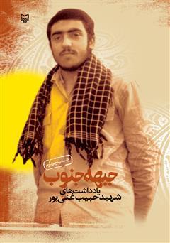 دانلود کتاب جبهه جنوب: یادداشتهای شهید حبیب غنی پور