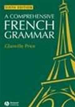دانلود کتاب A Comprehensive French Grammar