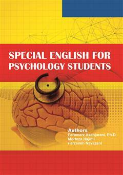 دانلود کتاب صوتی Special English for psychology students