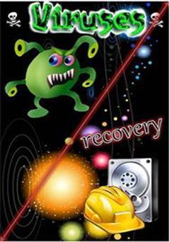 آموزش جامع بازیابی اطلاعات و حذف ویروس بدون آنتی ویروس