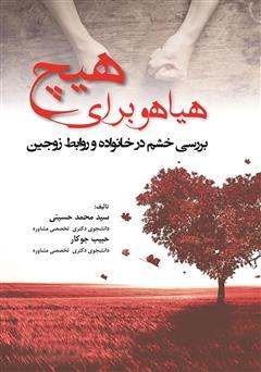 دانلود کتاب هیاهو برای هیچ: بررسی خشم در خانواده و روابط زوجین