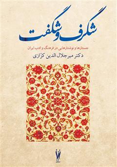 شگرف و شگفت: جستارها و نوشتارهایی در فرهنگ و ادب ایران
